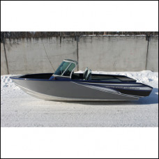 Windboat 4.6 DC EVO Fish