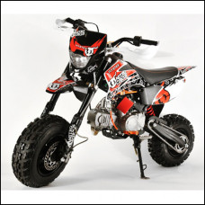 Pitster Fat Boy 130 NITRO