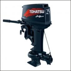 Tohatsu M 25 H JET (Водомётный)